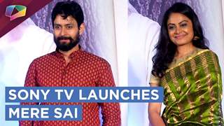 Sony Tv's New Show Mere Sai Launch | Toral Rasputra | Abeer Sufi | Exclusive