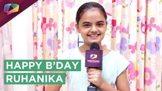 Ruhanika Dhawan Aka Pihu Celebrates Her Birthday With India Forums | Exclusive
