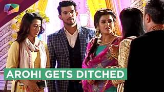 Deep Helps Arohi Meet Her Love | Major Twist | Isha Mein Marjawan