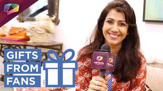 Ankita Bhargava Unwraps A Gift From Her Fan | Exclusive