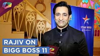 Rajiv Paul Talks About Bigg Boss Season 11