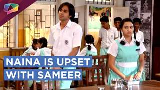Naina Gets Irritated With Sameer | Sameer Gets Scolded | Yeh Un Dino Ki Baat Hai
