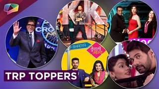 Yeh Rishta, KBC, Shakti, Bigg Boss TRP Ratings | Latest Trp ratings