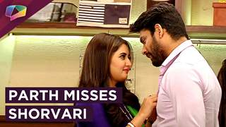 Parth Misses Shorvari And Reminisces Their Memories | Dil Se Dil Tak | Colors Tv