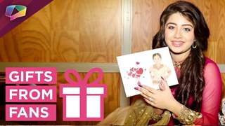 Aditi Bhatia Receives Gifts From Her Fans | Exclusive