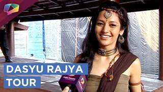 Porus Set Visit | Dasyu Rajya | Sony Tv | Exclusive