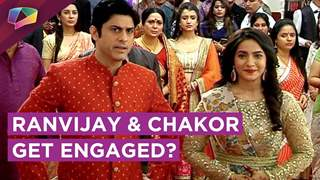 Ranvijay And Chakor Get Engaged | Sooraj Tries To Escape With Chakor | Udaan