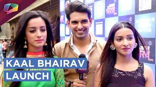 Star Bharat Launches Kaal Bhairav | Iqbal Khan's Cameo | New Show