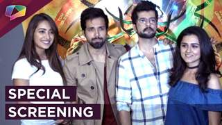 Rithvik-Asha, Ridhi-Raqesh, Rochelle- AttendsKeith Thor's Special Screening
