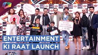 Colors Launched Their Next Laugh Riot Titled Entertainment Ki Raat