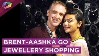 Aashka And Brent Go Jewellery Shopping For Their Wedding