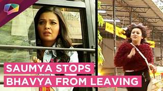 Saumya Gets Back In Rudra's Life | Get Bhavya and Rudra Together | Ishqbaaaz | Star Plus
