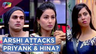 Arshi Khan Personally ATTACKS Priyank And Hina | Vikas Calls Akash ZERO | BB 11 | Colo