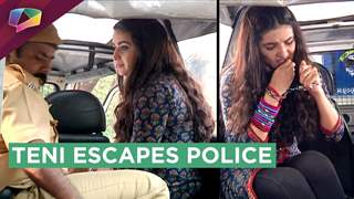 Teni Manages To Escape The Police | Parth Tries To Find Teni | Dil Se Dil Tak | Colors