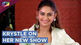 Krystle D'souza Talks About Her New Show Belan Bahu | Excited For Her Show