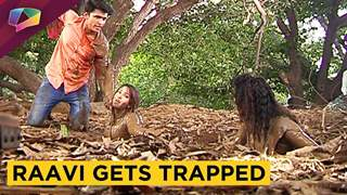 Vishi Tries To Save Raavi From The Trap | Dil Dhoondta Hai | Zee Tv