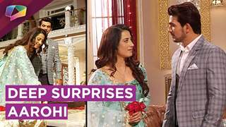 Deep Plans A Surprise For Aarohi | Deep Is Tensed | Ishq Main Marjawan | Colors Tv