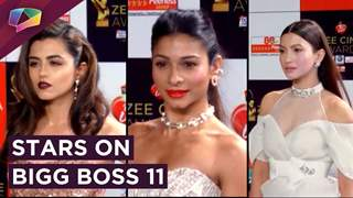 Gauahar Khan, Ridhi Dogra, Tanisha Mukherjee & More Talk About Bigg Boss 11 | Zee Cine Awards