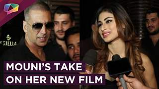 Mouni Roy Shares Her Excitement About Her New Film Gold With Akshay Kumar