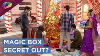 Simar Tries To Hide The Magic Box Secret | Sasural Simar Ka | Colors Tv