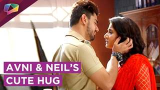 Neil Gives Avni A Cute Hug | Neil Tricks Avni | Naamkaran | Star Plus