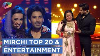 Colors Tv's Mirchi Top 20 Full Event | Bharti, Harsh, Ravi, Sargun, Mohit, Sanaya & More