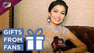 Sriti Jha Receives Gifts From Her Fan | Gift Segment