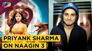 Priyank Sharma Responds To Rumours Of Him Doing Naagin 3