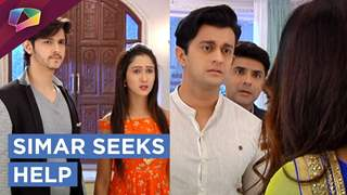 Simar Asks Family Members To Believe Her In Sasural Simar Ka