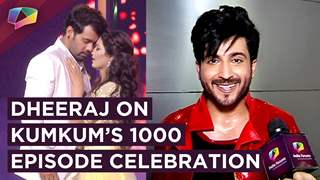 Dheeraj Dhoopar Talks About Kumkum Bhagya Completing 1000 Episode | Mahasangam