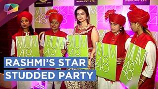 Rashmi Sharma Announces MUM 48 | Tejaswi, Mohit, Helly, Kamya And More Give Good Wishes