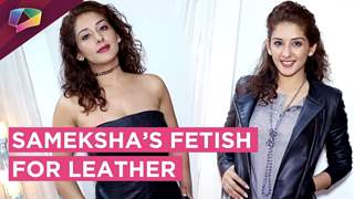 Sameksha Shows Her Leather Bags & Jackets Collection | Looks, Tips & Tricks | Exclusive | Porus