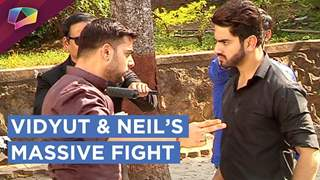 Neil Gets Beaten Badly By Vidyut | Neil & Viyut's Fight Drama | Naamkaran | Star Plus
