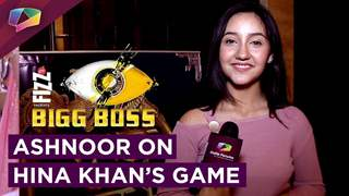 Ashnoor Kaur Says Hina Khan Played REAL | Bigg Boss 11 | Exclusive