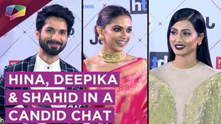 Hina Khan Post Bigg Boss 11 | Deepika, Shahid On Padmavaat | HT Style Awards