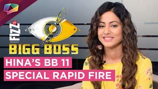Hina Khan Talks About Trolls, Heartbreak & More | Bigg Boss 11 Rapid Fire | Exclusive