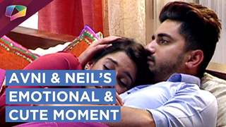Neil And Avni Share A Cute Moment | Neil Makes Avni Sleep | Naamkaran | Star Plus