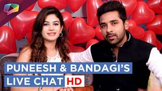Bandagi Kalra And Puneesh Sharma Get Candid After Bigg Boss 11 | Live | India Forums