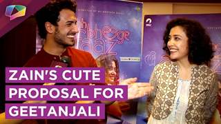 Valentine's Special: Zain- Geetanjali tell us what Love is..