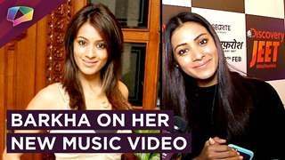 Barkha Bisht Shares About Her New Music Video With Sehban Azim | Exclusive
