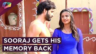 Chakor And Sooraj Back Together | Sooraj Gets His Memory Back | Udaan | Colors tv