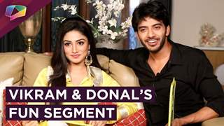 Vikram Singh Chauhan And Donal Bisht Play The Who Is Most Likely To Segment | Exclusive