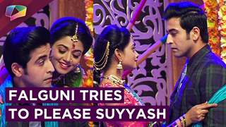 Falguni Tries To Make Up With Suyyash | Jiji Maa | Star Plus