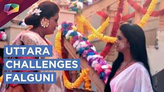 Uttara Challenges Falguni To Get Suyash To Play Holi | Jiji Maa | Star Plus