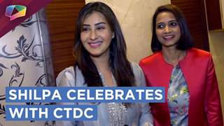 Shilpa Shinde Joins CTDC On Their Anniversary | Shares Upcoming Projects