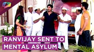Ranvijay Sent To Mental Asylum By Sooraj And Chakor | Udaan | Colors tv