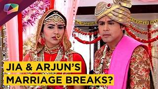 Jia And Arjun's Marriage Breaks | Woh Apna Sa | Zee Tv