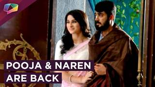Naren And Pooja Are Back In Vyas Mansion | Piya Albela | Zee Tv