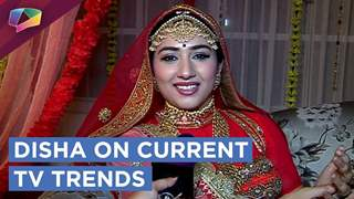 Disha Parmar Talks Her Her Current Favourite Tv Trends & More | Exclusive