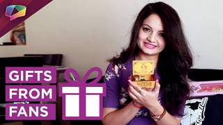 Giaa Manek Receives Gifts From Her Fans | Exclusive